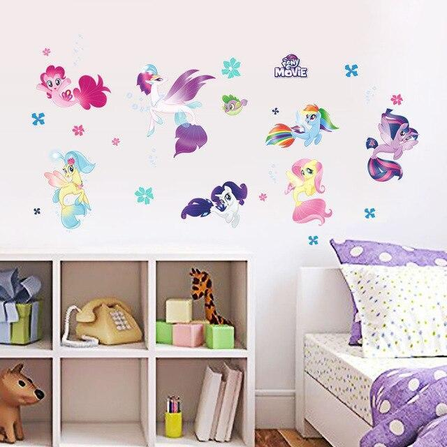 Stickers Motifs Licorne Kawaii