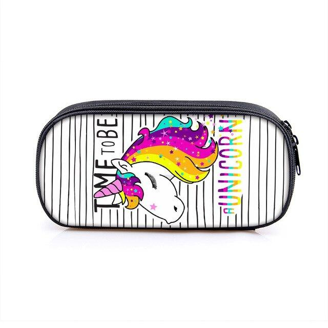 Trousse Licorne 3 Compartiments