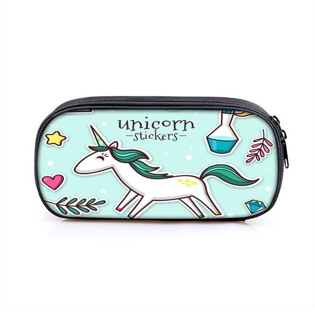 Trousse Licorne Fillette