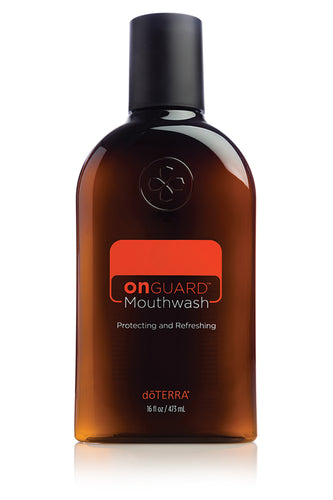 doTERRA On Guard Mouthwash