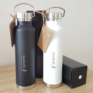 Stainless Steel 750ml Double Wall Drink Bottle