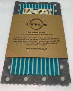 Wraps - Set of 3 by Earthware
