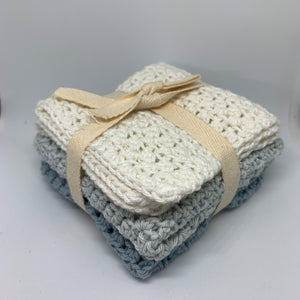 Handcrafted cloths 100% Cotton - 3 Pack