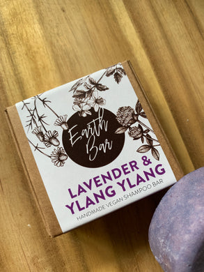 Lavender Shampoo Bar by Earth Bar