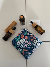 Load image into Gallery viewer, Handmade Essential Oil Zippered Pouch