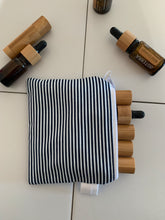 Load image into Gallery viewer, Handmade Small Zippered Pouch