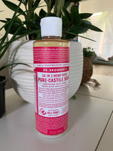 Load image into Gallery viewer, Dr Bronner's Pure Castile Soap 237ml