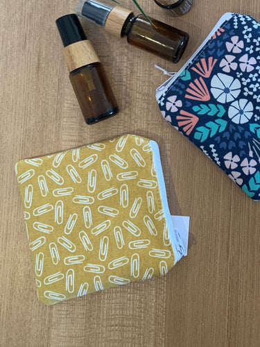 Eco Travel Pack - Bamboo/Glass Mustard