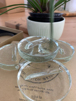 Fermentation Weights - Glass Set of 4