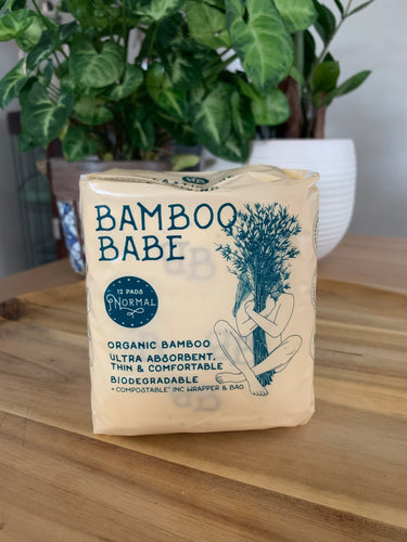 Organic Bamboo Babe - Normal