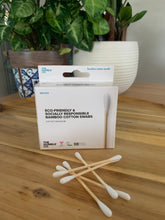 Load image into Gallery viewer, Humble Natural Cotton Swabs - White