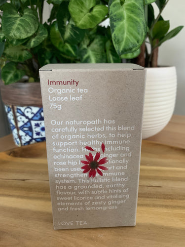 Love Tea Immunity Loose Leaf - Organic