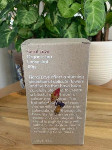 Love Tea Floral Love Loose Leaf - Organic