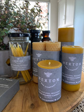 Load image into Gallery viewer, Beeswax Pillar Candles 45 x 75mm