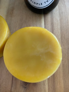 Beeswax Blocks 75g