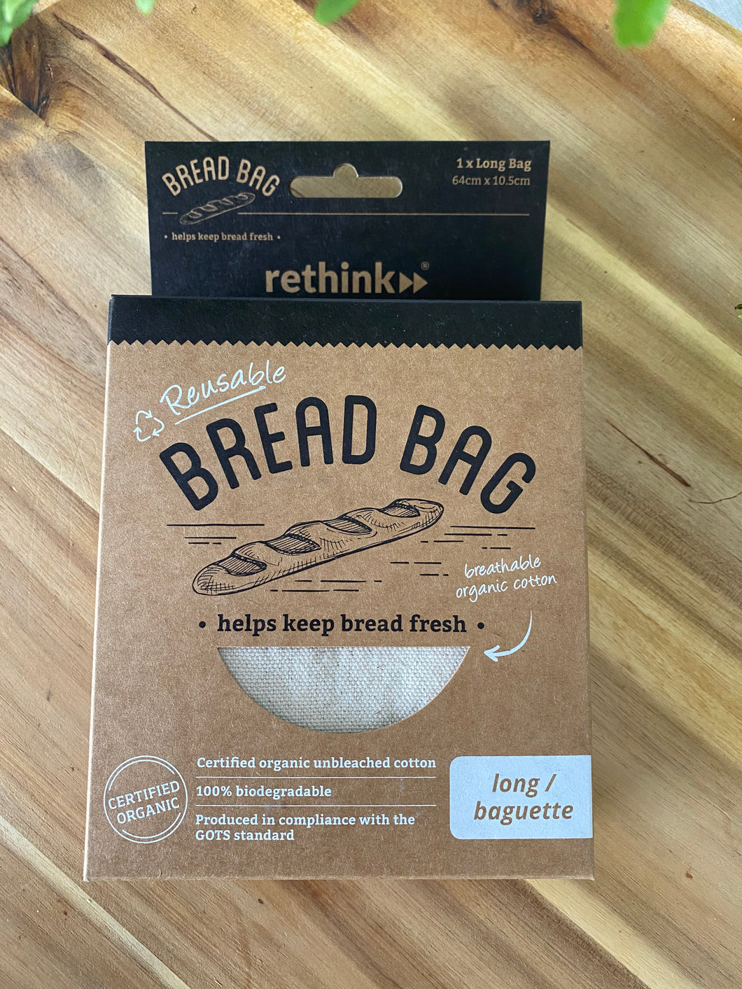 Bread Bag - Long