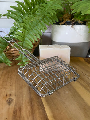Soap Cage- Stainless Steel