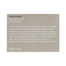 Load image into Gallery viewer, Tea Mug Infuser