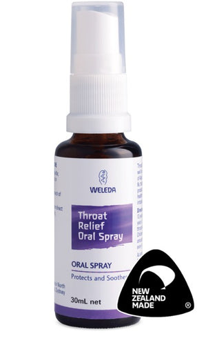 Throat Relief Oral Spray 30ml