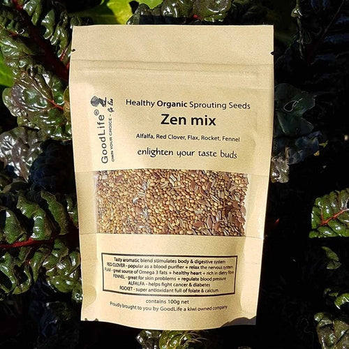 Sprouting Seeds - Zen 100grm