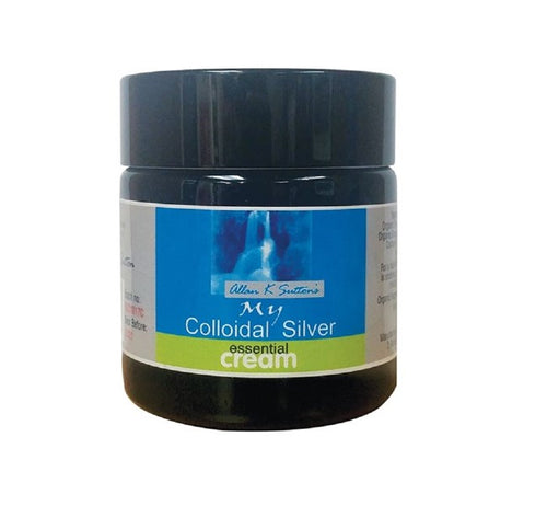 My Colloidal Silver Cream 100G