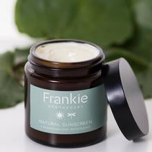 Frankie Natural Sunscreen 60ml