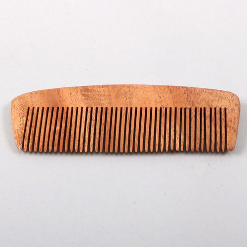Mini Wooden Comb TA