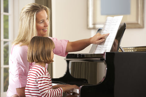The Basic Piano Curriculum for Kids