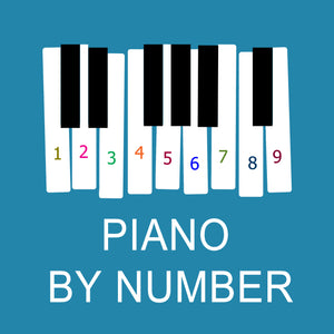 Piano By Number