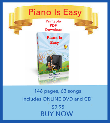 Piano Is Easy Download