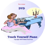 DVD from Teach Yourself Piano