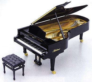 Grand Pianos and Uprights