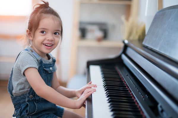Teaching Preschool Piano Visually