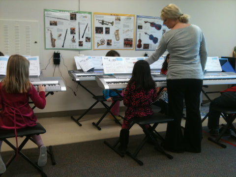 The Truth About Group Piano Lessons