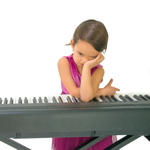 Encourage Slow Starters At The Piano