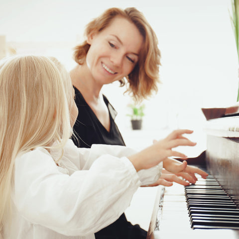 Dangers Of Teaching Piano To Your Own Child