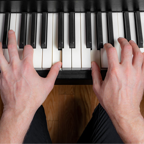 Piano Fingering for KIds