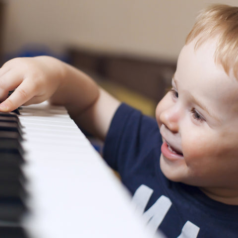 Kids Don't Care What's In The Piano Book