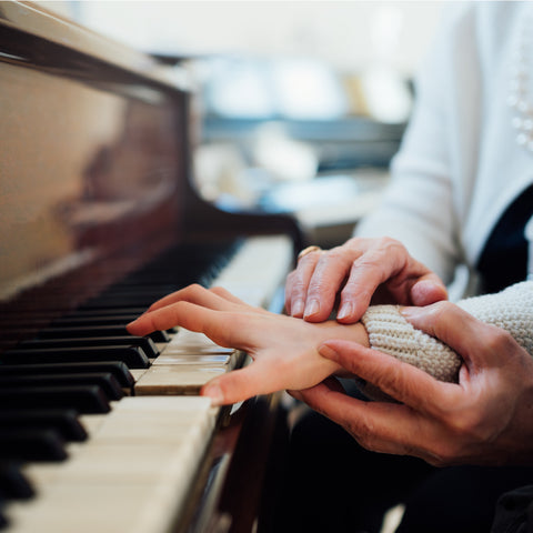 Piano Finger Olympics for Kids
