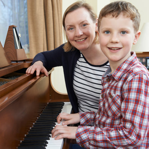 What The Piano Means To Your Child