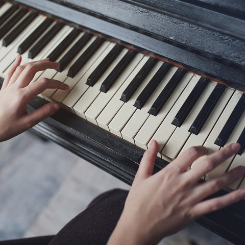 A Short History of Piano Methods