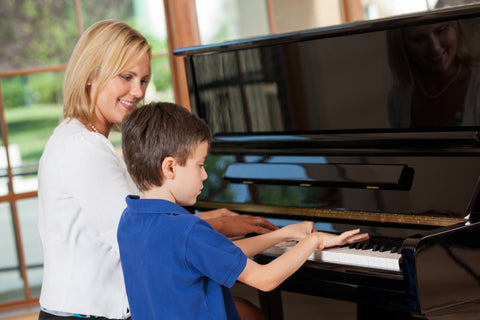 Fitting the Piano Method To The Child