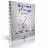 Big Book Of Songs Printed Book