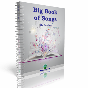 Big Book of Songs/I Can Read Music