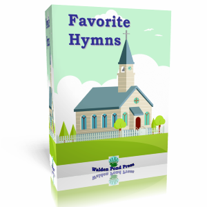 Favorite Hymns eBook