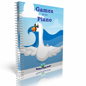 Games for the Piano/I Can Read Music