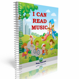 I Can Read Music Printed Book