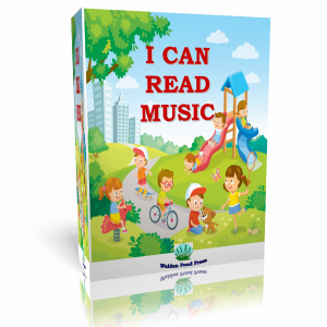 I Can Read Music eBook