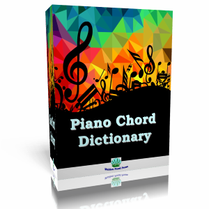 Piano Chord Dictionary eBook