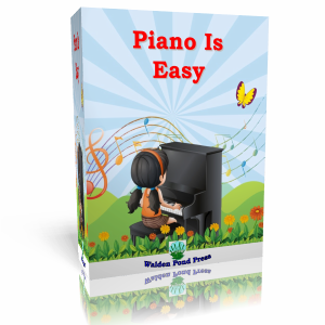 Piano Is Easy eBook